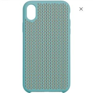 Blackweb Soft Touch Phone Case in Mint-iPhone XR